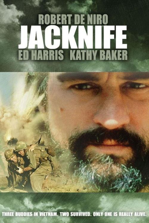 """Poster for the movie """"Jacknife"""""""