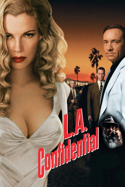 """Poster for the movie """"L.A. Confidential"""""""