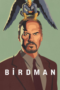 """Poster for the movie """"Birdman"""""""
