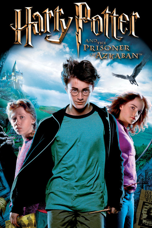 """Poster for the movie """"Harry Potter and the Prisoner of Azkaban"""""""