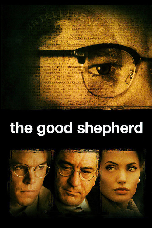 """Poster for the movie """"The Good Shepherd"""""""