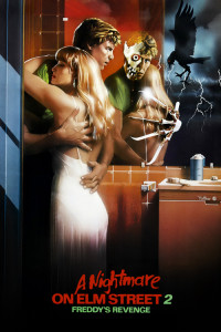 """Poster for the movie """"A Nightmare on Elm Street Part 2: Freddy's Revenge"""""""