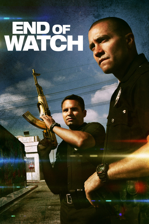 """Poster for the movie """"End of Watch"""""""