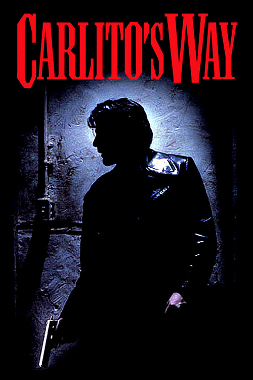 """Poster for the movie """"Carlito's Way"""""""