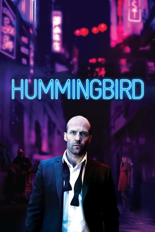 """Poster for the movie """"Hummingbird"""""""