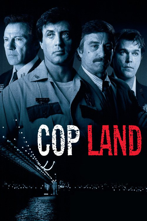 """Poster for the movie """"Cop Land"""""""