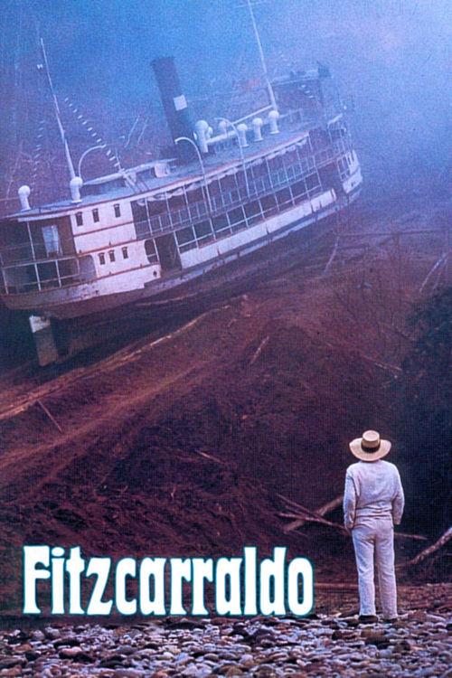 "Poster for the movie ""Fitzcarraldo"""