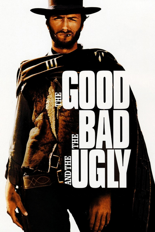 """Poster for the movie """"The Good, the Bad and the Ugly"""""""