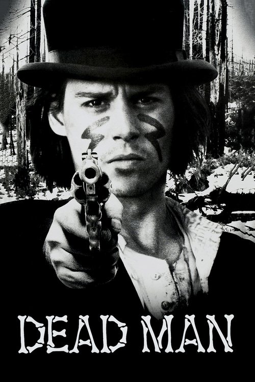 """Poster for the movie """"Dead Man"""""""