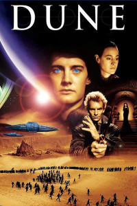 "Poster for the movie ""Dune"""