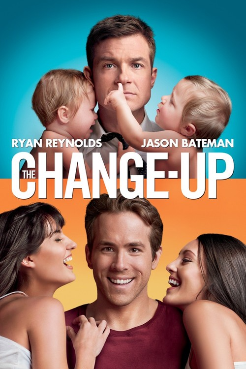 """Poster for the movie """"The Change-Up"""""""