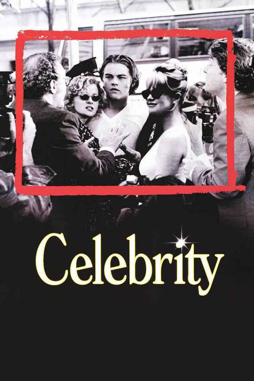 """Poster for the movie """"Celebrity"""""""