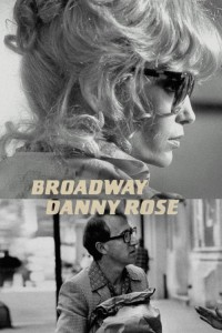 "Poster for the movie ""Broadway Danny Rose"""