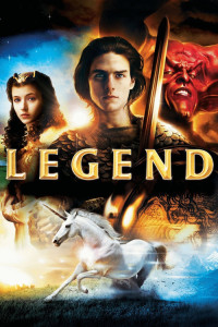"""Poster for the movie """"Legend"""""""