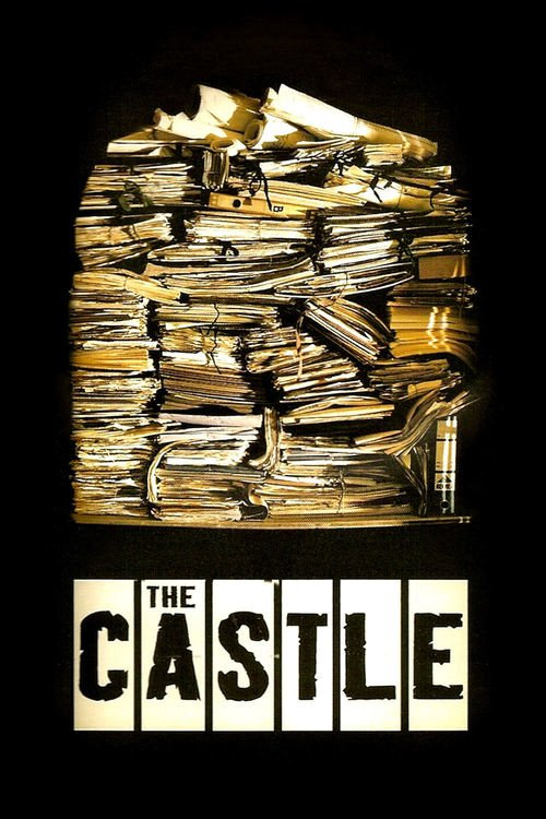 """Poster for the movie """"The Castle"""""""