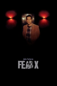 """Poster for the movie """"Fear X"""""""
