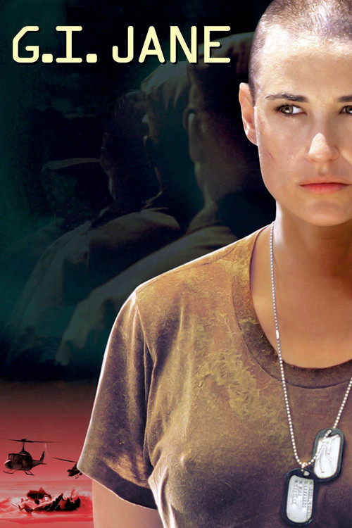 """Poster for the movie """"G.I. Jane"""""""