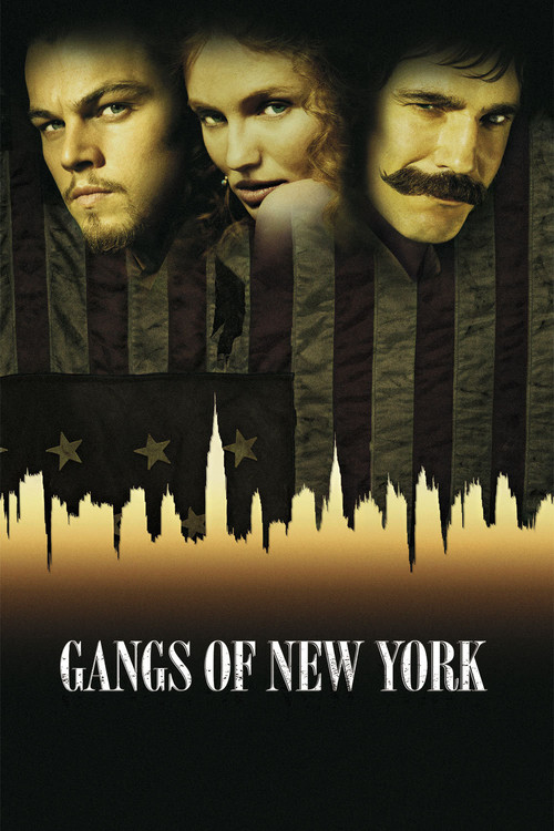 """Poster for the movie """"Gangs of New York"""""""