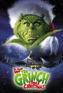 """Poster for the movie """"How the Grinch Stole Christmas"""""""
