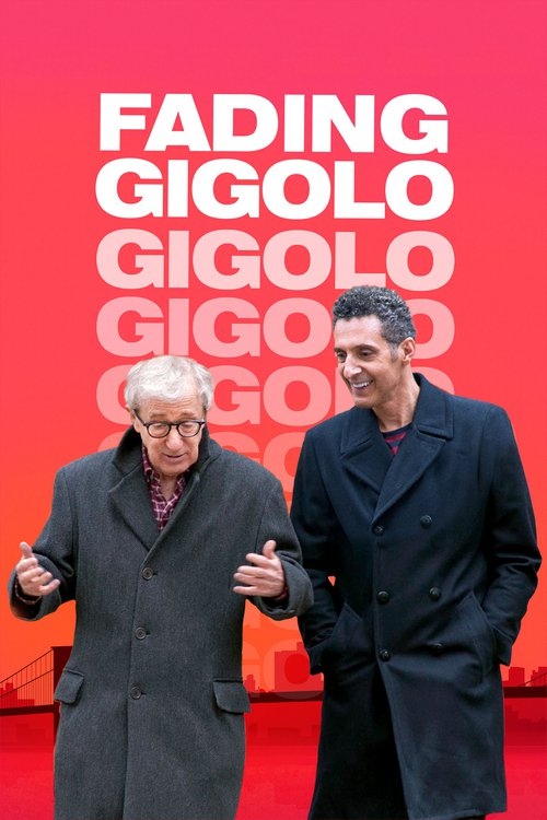 """Poster for the movie """"Fading Gigolo"""""""