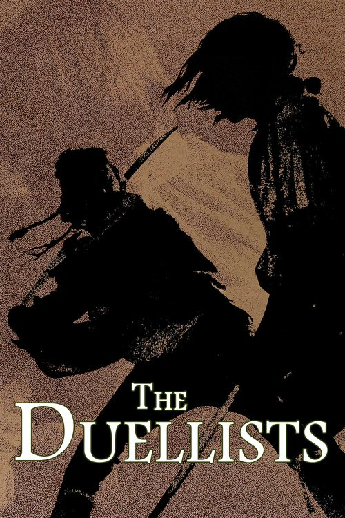 """Poster for the movie """"The Duellists"""""""