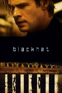 "Poster for the movie ""Blackhat"""