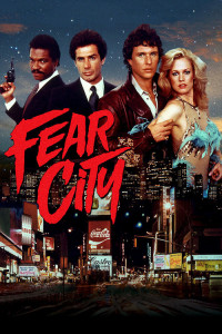 "Poster for the movie ""Fear City"""