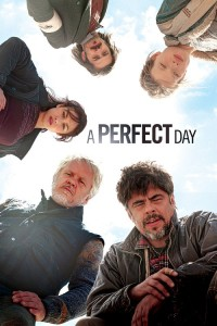 "Poster for the movie ""A Perfect Day"""