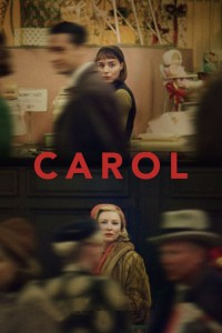 "Poster for the movie ""Carol"""