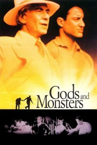 """Poster for the movie """"Gods and Monsters"""""""