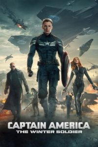 """Poster for the movie """"Captain America: The Winter Soldier"""""""