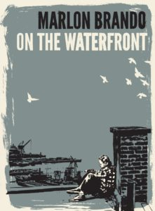 """Poster for the movie """"On the Waterfront"""""""