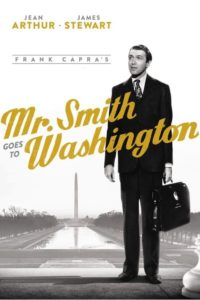 """Poster for the movie """"Mr. Smith Goes to Washington"""""""