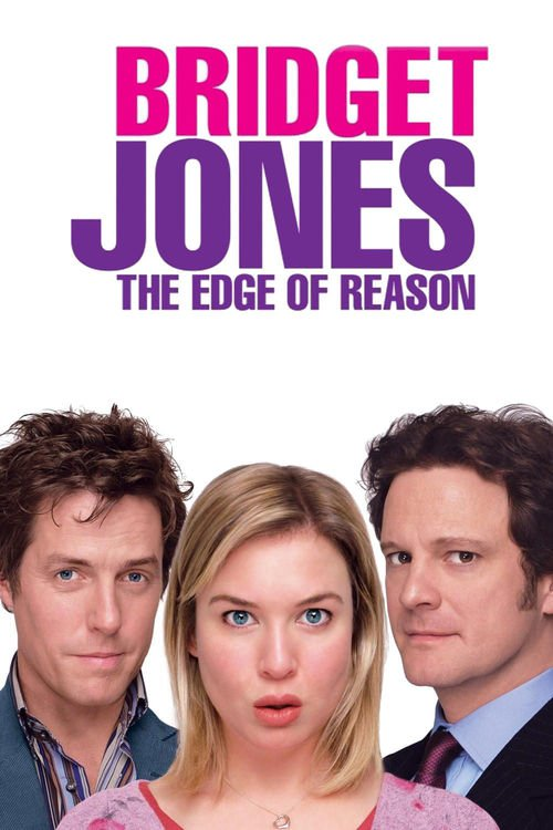 "Poster for the movie ""Bridget Jones: The Edge of Reason"""