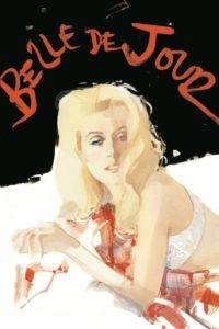 "Poster for the movie ""Belle de Jour"""