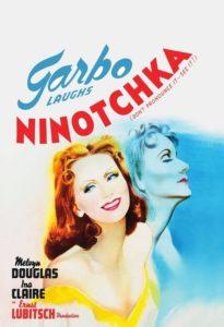 """Poster for the movie """"Ninotchka"""""""