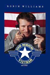 """Poster for the movie """"Good Morning, Vietnam"""""""