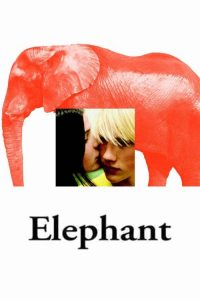 """Poster for the movie """"Elephant"""""""