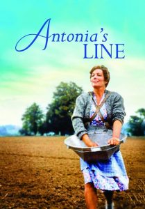 """Poster for the movie """"Antonia's Line"""""""