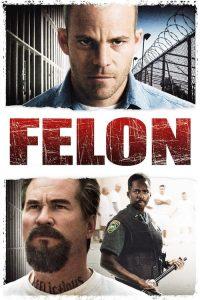 "Poster for the movie ""Felon"""