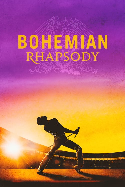 """Poster for the movie """"Bohemian Rhapsody"""""""