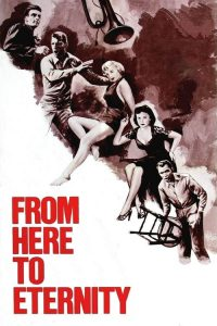 """Poster for the movie """"From Here to Eternity"""""""