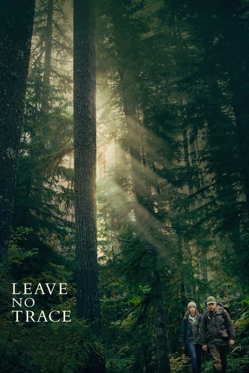 """Poster for the movie """"Leave No Trace"""""""