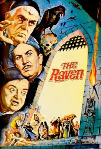 """Poster for the movie """"The Raven"""""""