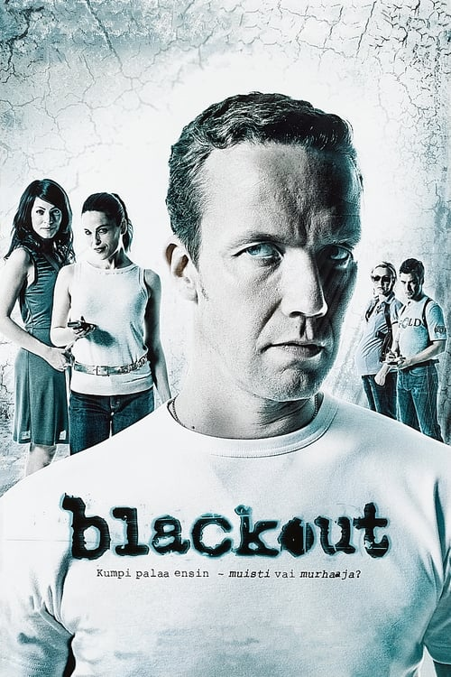 """Poster for the movie """"Blackout"""""""